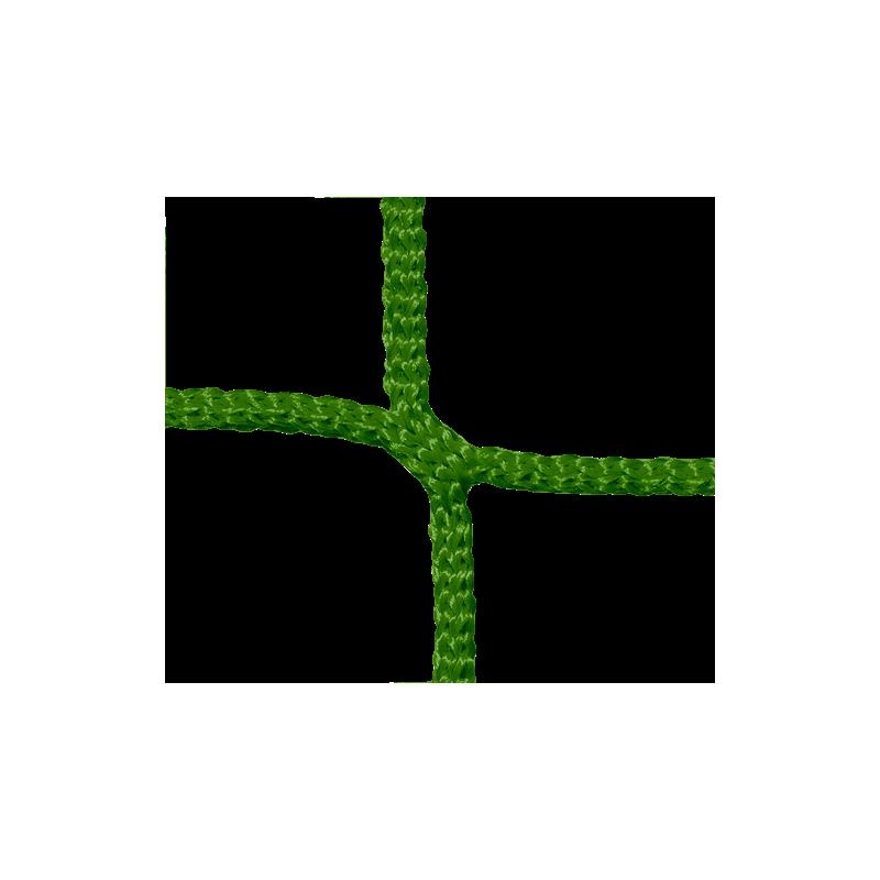 Schutznetz Stoppnetz grün Materialstärke ø 5 mm, MW 120 mm - nach Maß